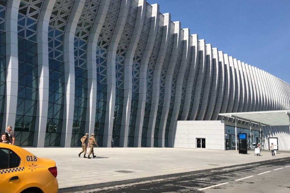 Аэропорт Симферополь: как добраться, расписание автобусов, такси