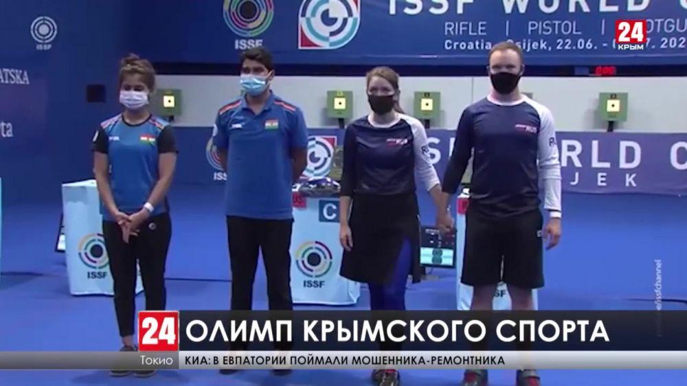 Нескольким спортсменам Республики удалось получить путевки на Олимпийские игры в Токио