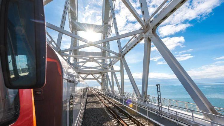 Симферополь вошел в топ-3 мест, куда туристы поедут в августе поездом