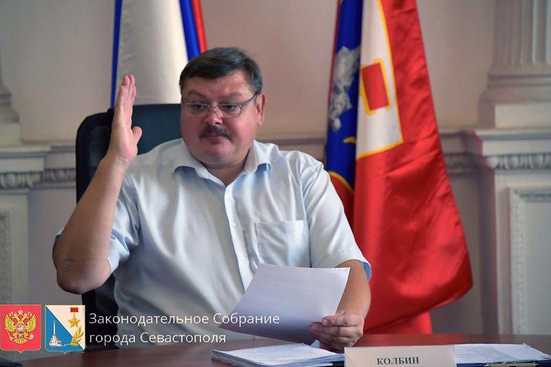 Сергей Колбин: Президент и правительство России оказывают Севастополю помощь с момента возвращения его в «родную гавань»