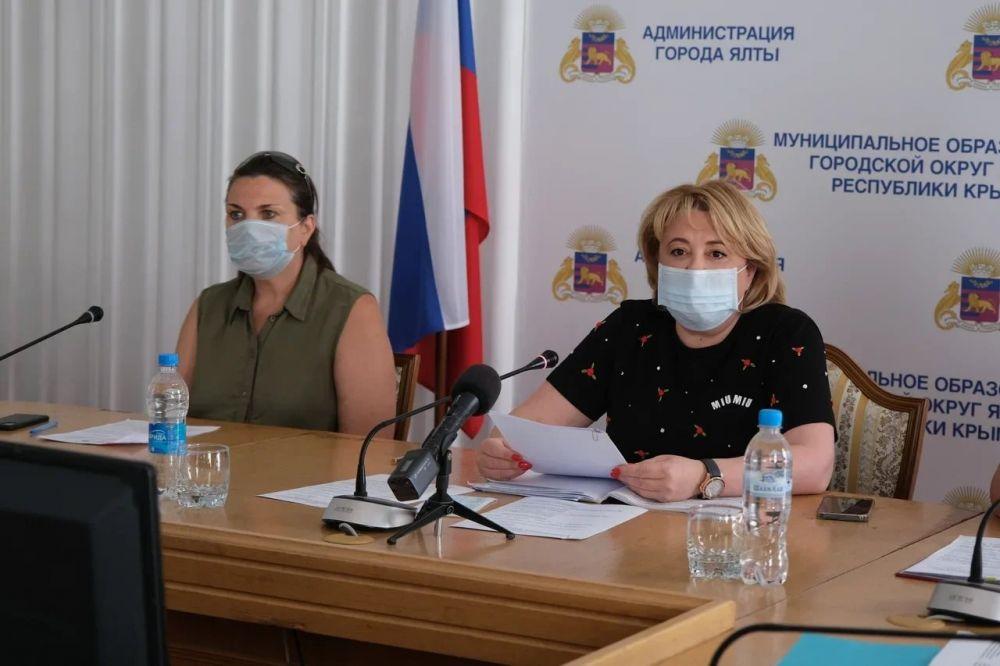 Евгения Бавыкина назначена первым заместителем главы администрации Ялты