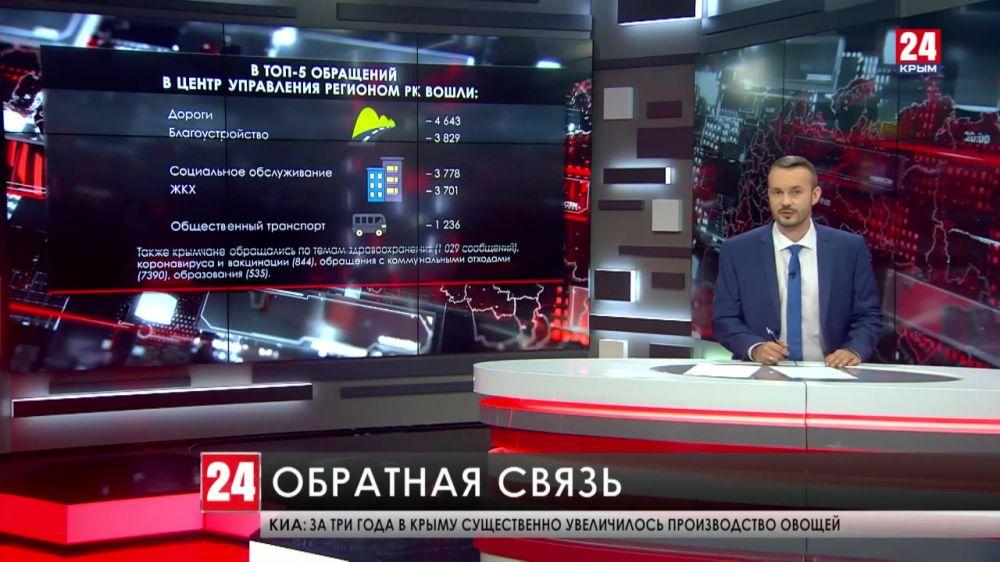 Крым стал одним из лучших по внедрению системы интернет-коммуникации с жителями