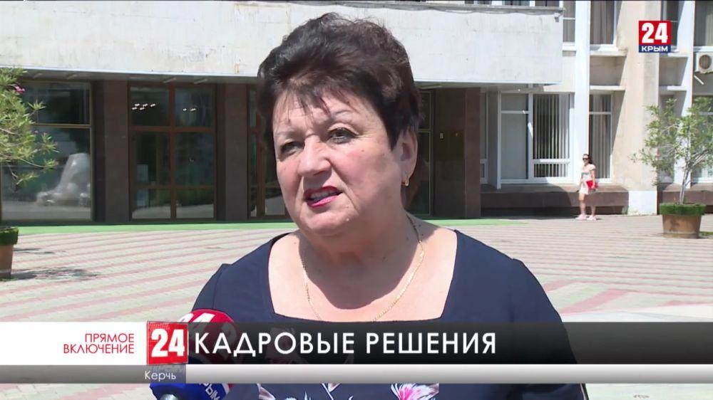 В Керчи назначили временно исполняющего обязанности главы администрации