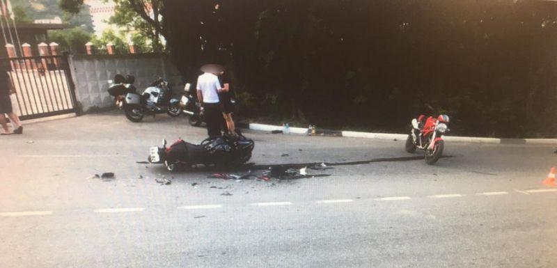 В Ялте сотрудники полиции проводят проверку по факту ДТП с пострадавшими