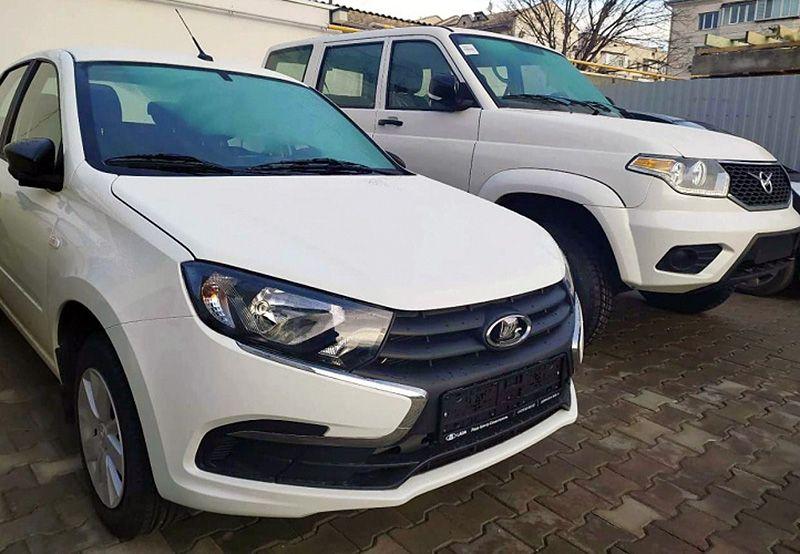 Для севастопольских больниц закупят еще восемь автомобилей