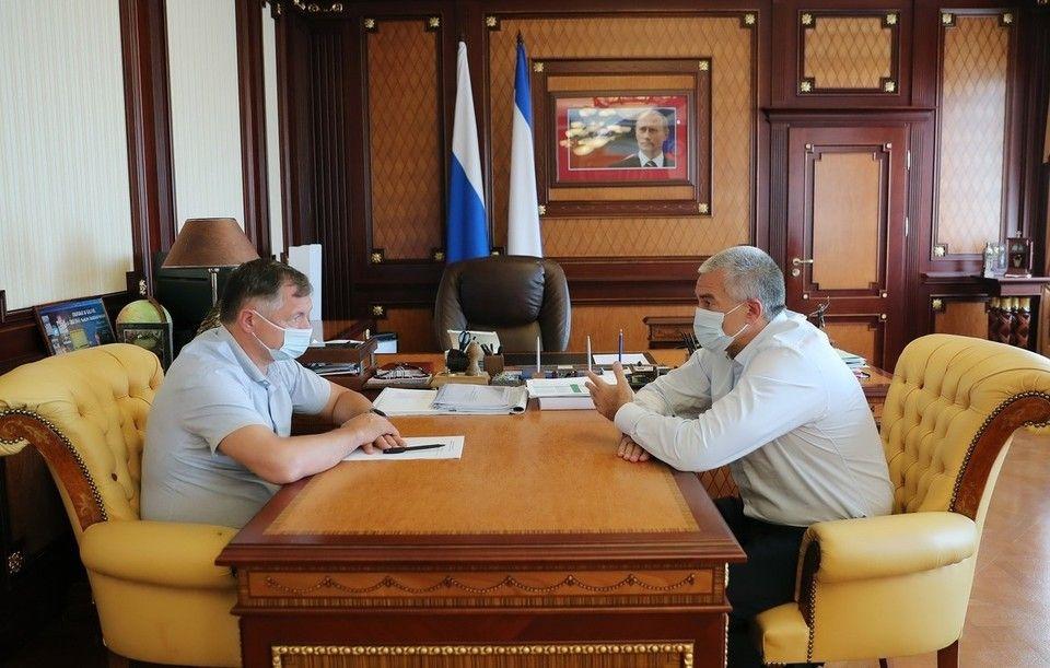 Заместитель Председателя Правительства РФ прибыл в Крым