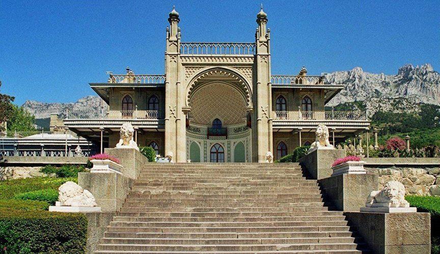 Итальянская опера под открытым небом: новый концерт в Воронцовском дворце