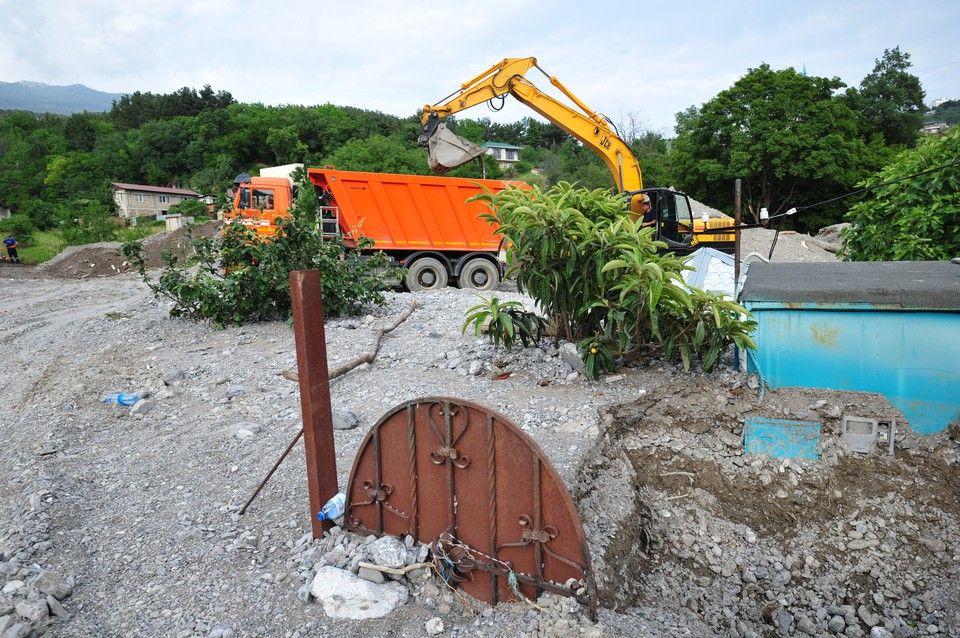 В Крыму на восстановление затопленной инфраструктуры уйдет два года