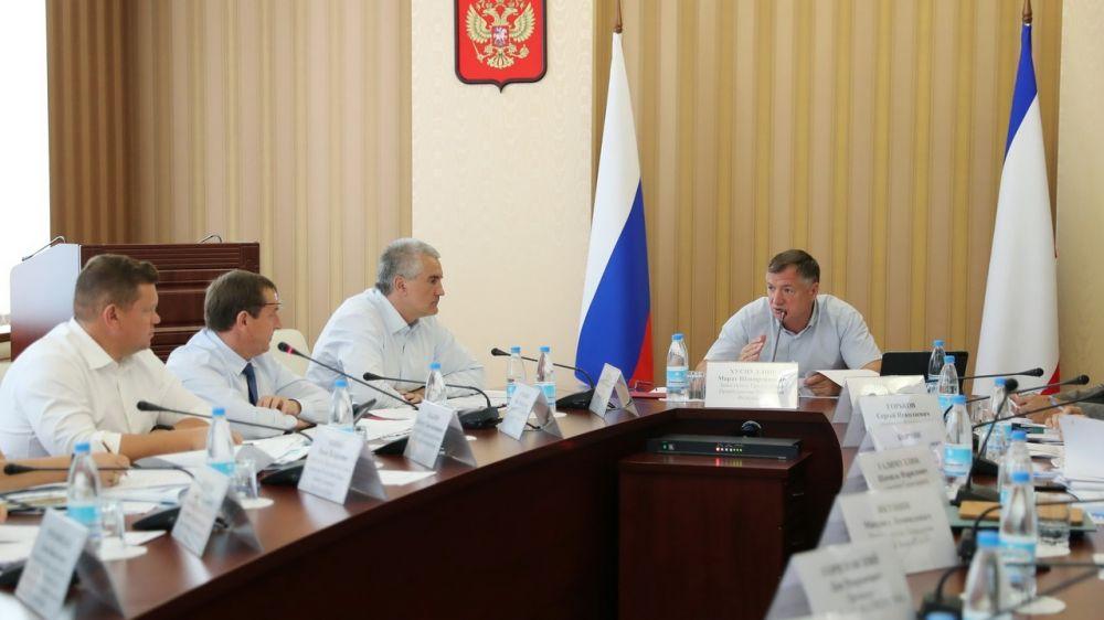 Минстрой РК: В рамках ФЦП продолжается реализация 305 объектов и мероприятий на сумму 586,7 млрд рублей