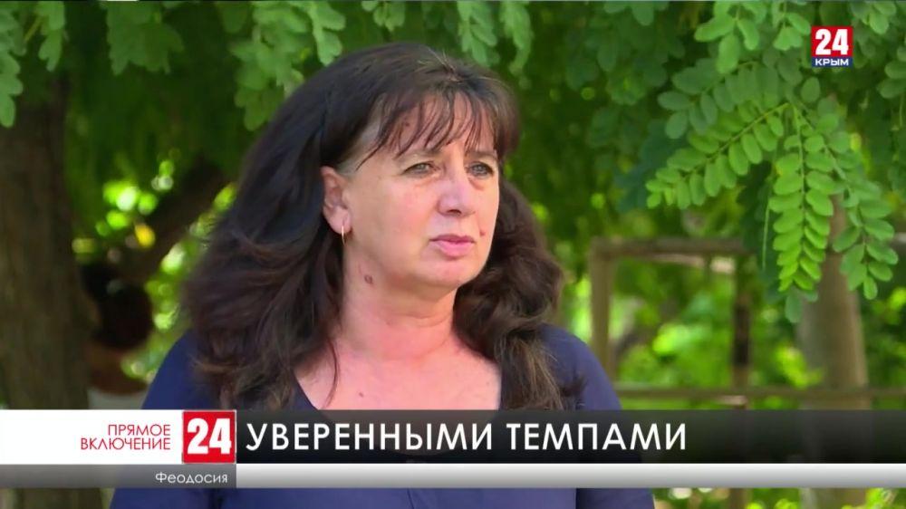 Феодосийские медики продолжают борьбу с пандемией
