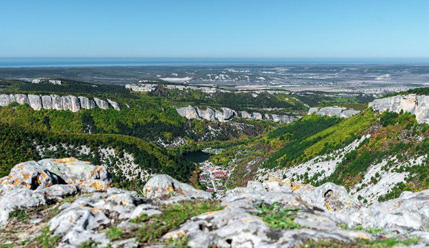 Бахчисарай возглавил ТОП популярных мест для горного отдыха в августе