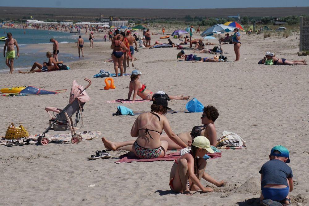 В Крыму в ближайшие дни ожидается аномальная жара