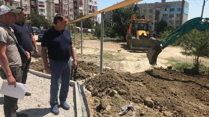 На совещании в Керчи обсудили вопросы жизнедеятельности города – Юрий Гоцанюк