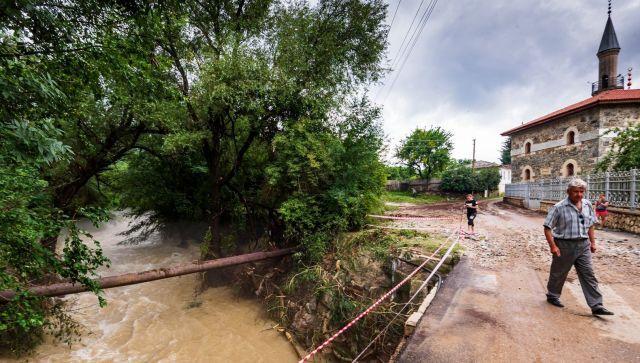 Ущерб от наводнения в Крыму оценили в 4,6 млрд рублей - Хуснуллин