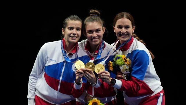Россия – вторая по количеству медалей на Олимпиаде в Токио