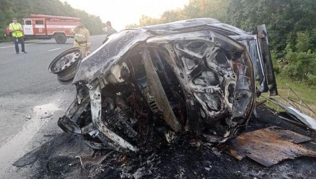 Двое погибших и трое раненных: результат неудачного обгона на Кубани
