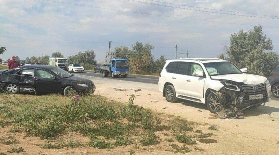 Полиция проводит проверку после ДТП, в котором пострадали женщина и ребёнок