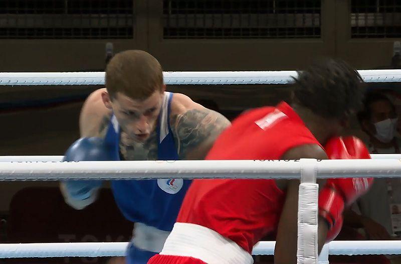 Крымский боксер Глеб Бакши вышел в полуфинал Олимпийских игр
