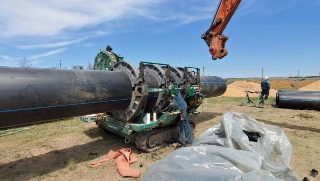 Крым получит федеральные деньги на реконструкцию двух водоводов