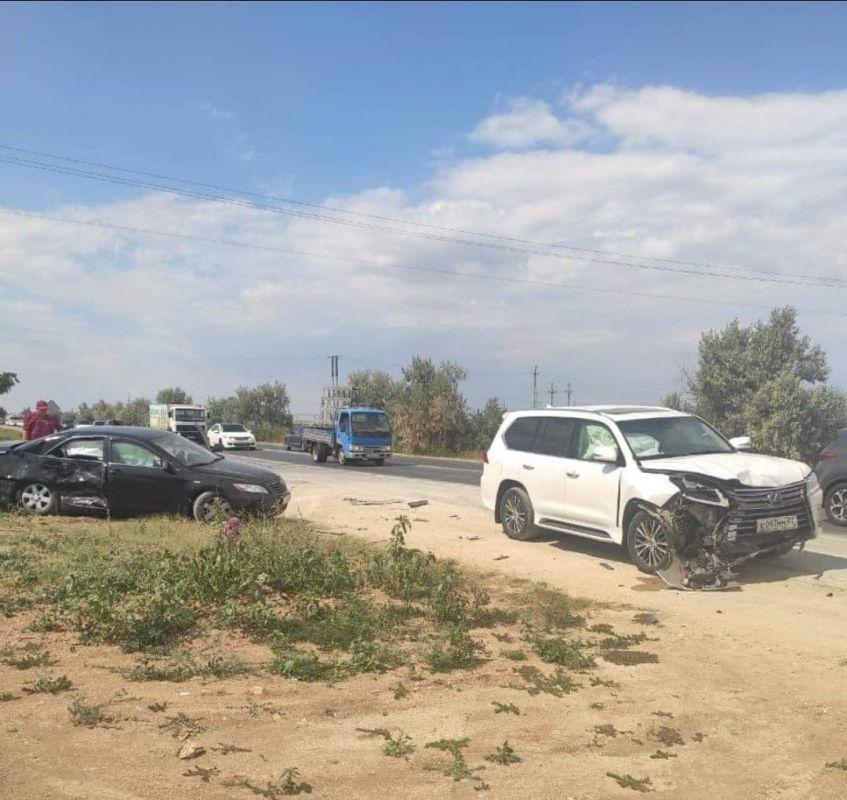 Уголовное дело по факту смертельного ДТП возбуждено в Сакском районе