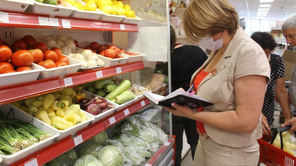 """В районе проходит мониторинг цен на """"борщевой набор"""" и основные продукты питания"""