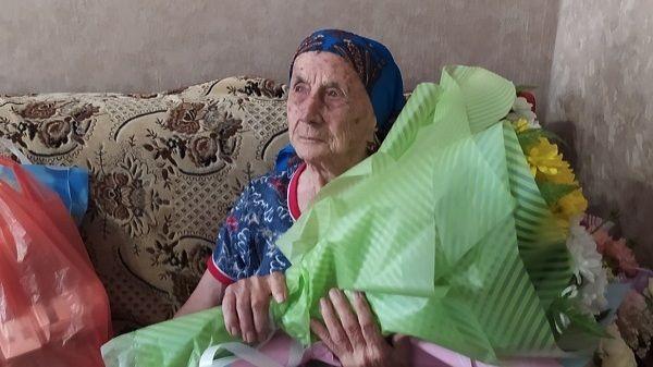 Жительница села Комсомольское Джанкойского района отметила свой вековой юбилей