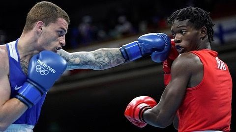Крымчанин Бакши вышел в полуфинал на Олимпийских играх