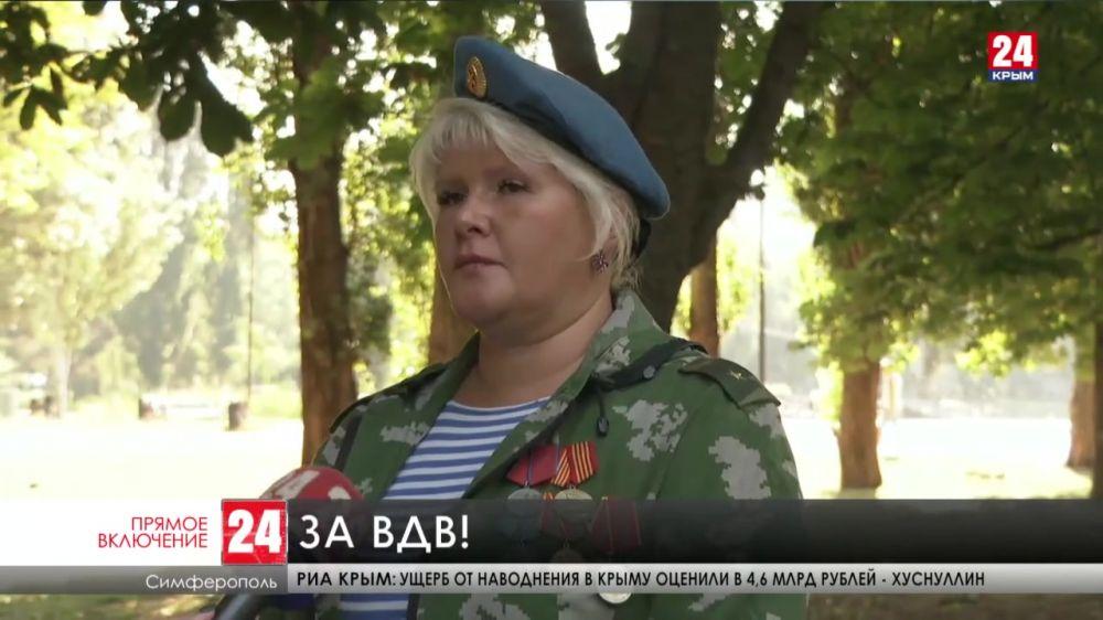В Симферополе возлагают цветы к памятнику Василию Маргелову