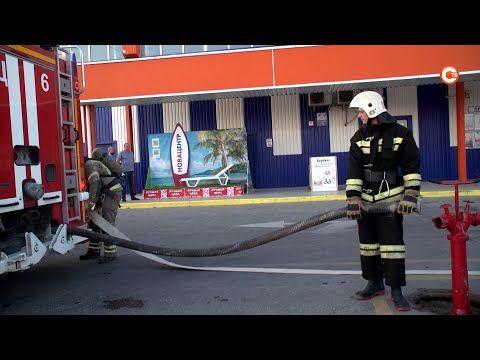 2 августа пожарная охрана Севастополя отмечает 146-ю годовщину со дня создания (СЮЖЕТ)