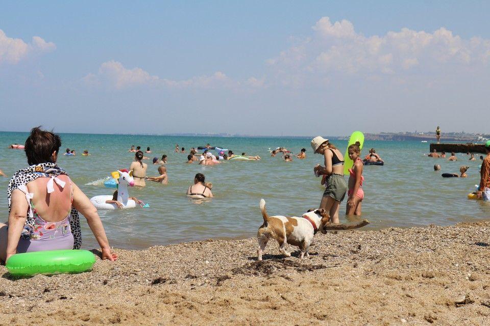 Погода в Крыму на 2 августа: сухо и тепло до +33