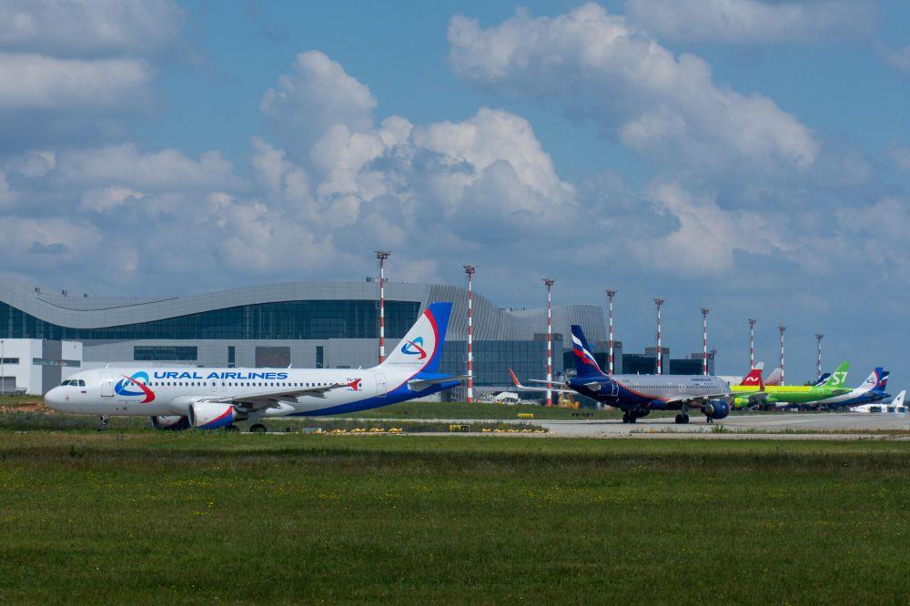 Аэропорт Симферополь обслужил более 1,2 млн пассажиров за июль