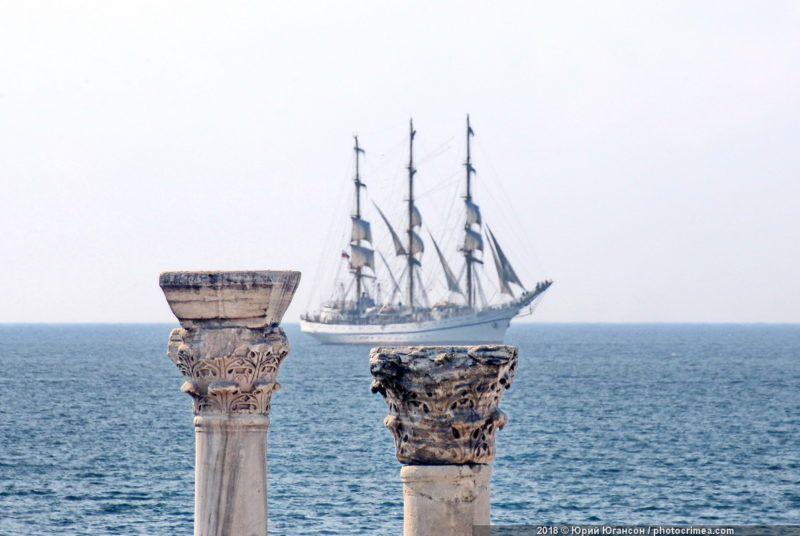 Севастополь готовится к молодежному яхтенному походу «Паруса памяти Черного моря»