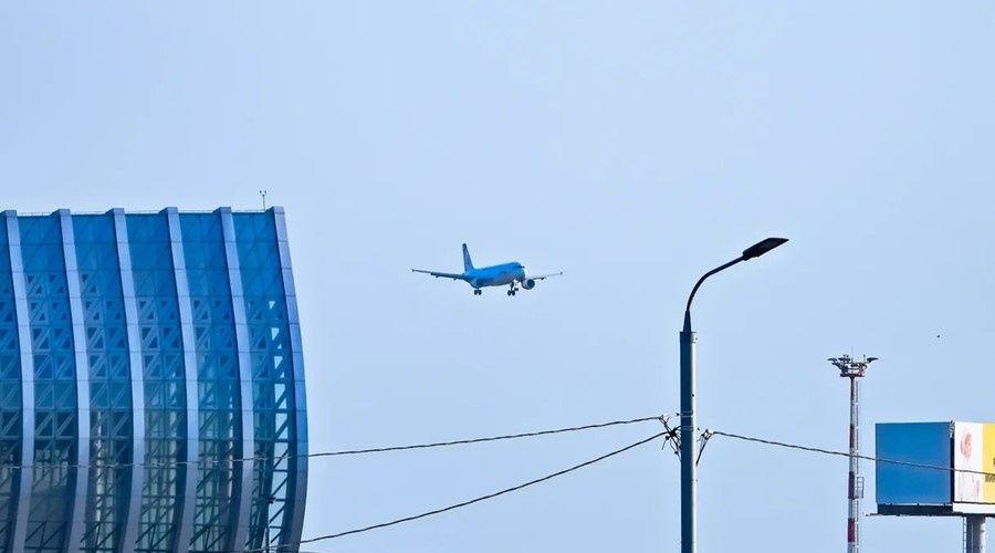 Аэропорт Симферополя впервые в истории обслужил за месяц более 1,2 млн пассажиров