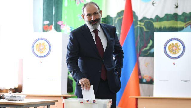 Пашинян назначен премьер-министром Армении