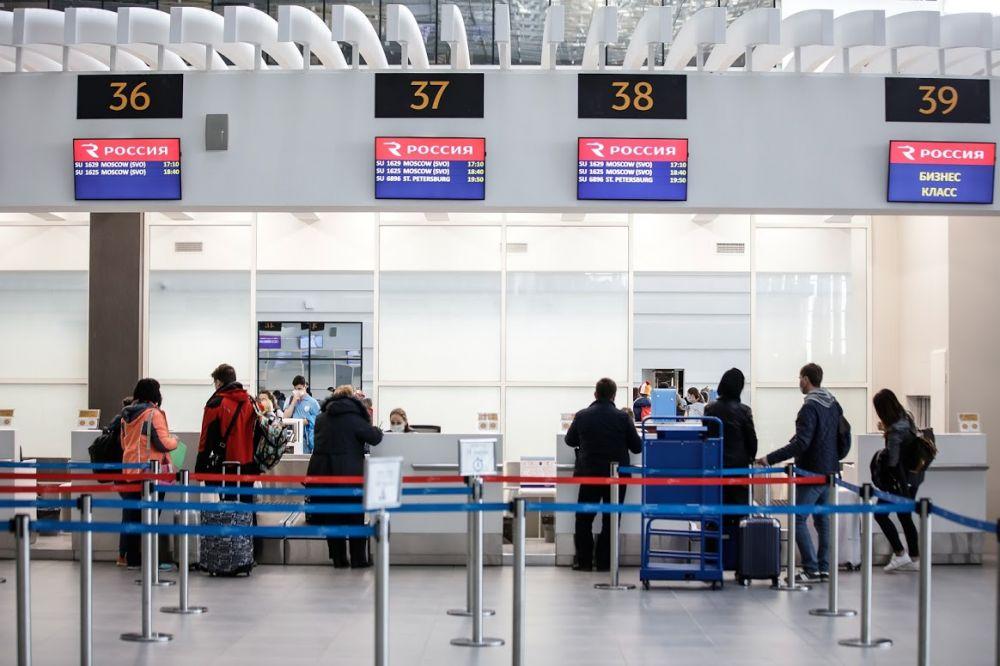 Аэропорт Симферополя впервые обслужил более 1,2 миллиона пассажиров за месяц