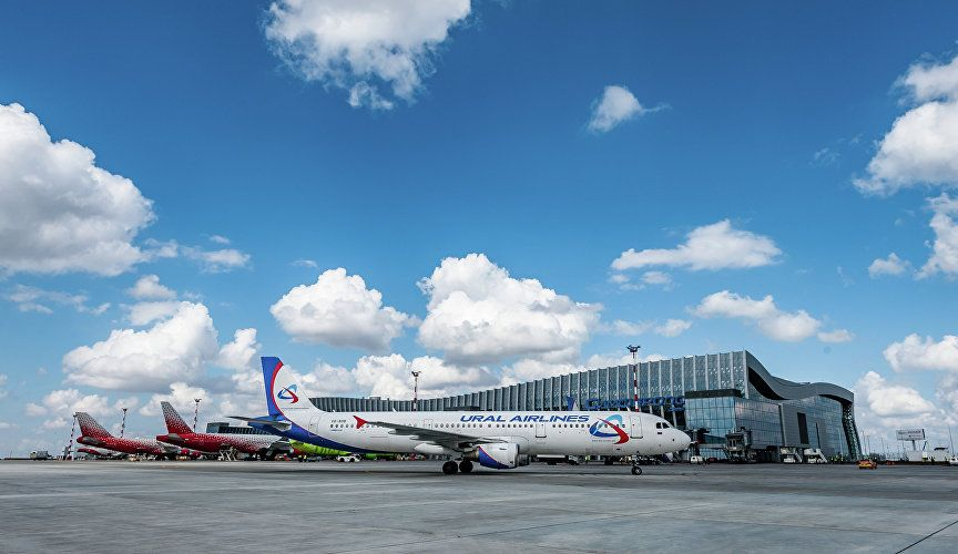 Более 1,2 млн пассажиров за месяц: новый рекорд аэропорта Симферополь