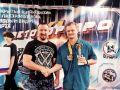 Священник-пауэрлифтер из Евпатории установил пять мировых рекордов
