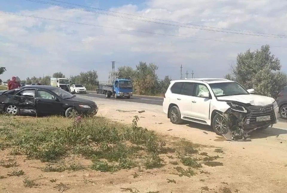 Смертельное ДТП в Сакском районе Крыма: Возбуждено уголовное дело