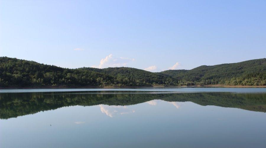 Водохранилища Крыма пополнились на 1,8 млн кубометров воды за месяц