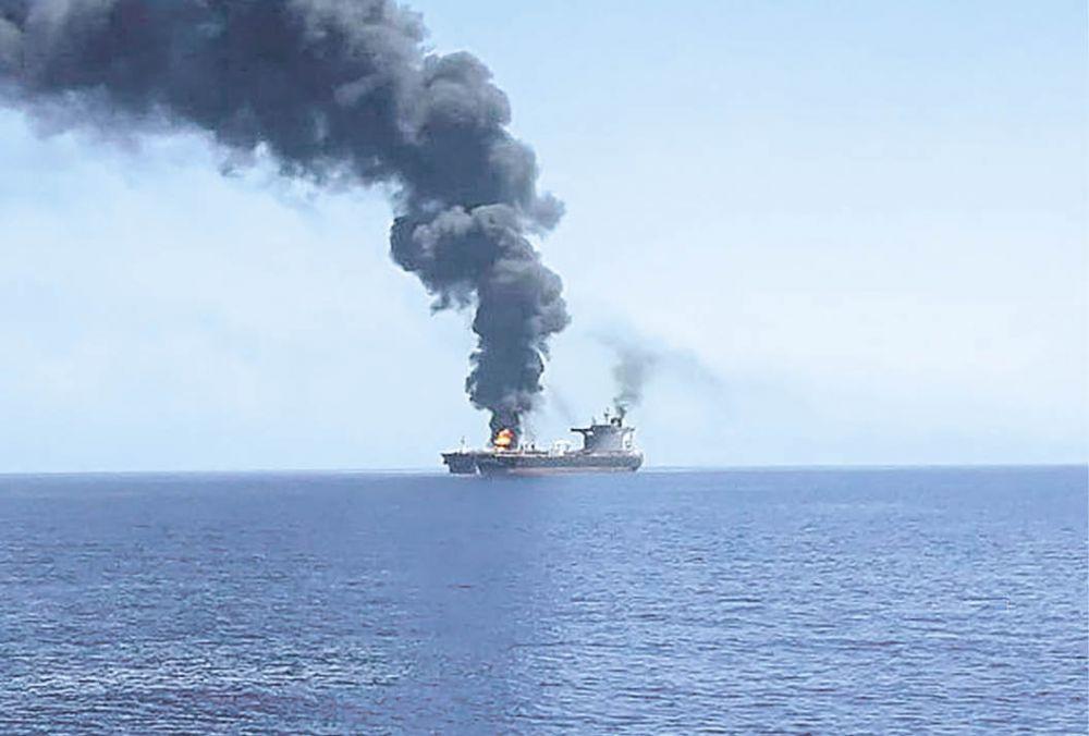 Танкер Пандоры: как инцидент в Аравийском море может обострить обстановку на Ближнем Востоке