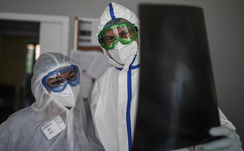 Коронавирус в Крыму: за сутки выявлено 368 заболевших