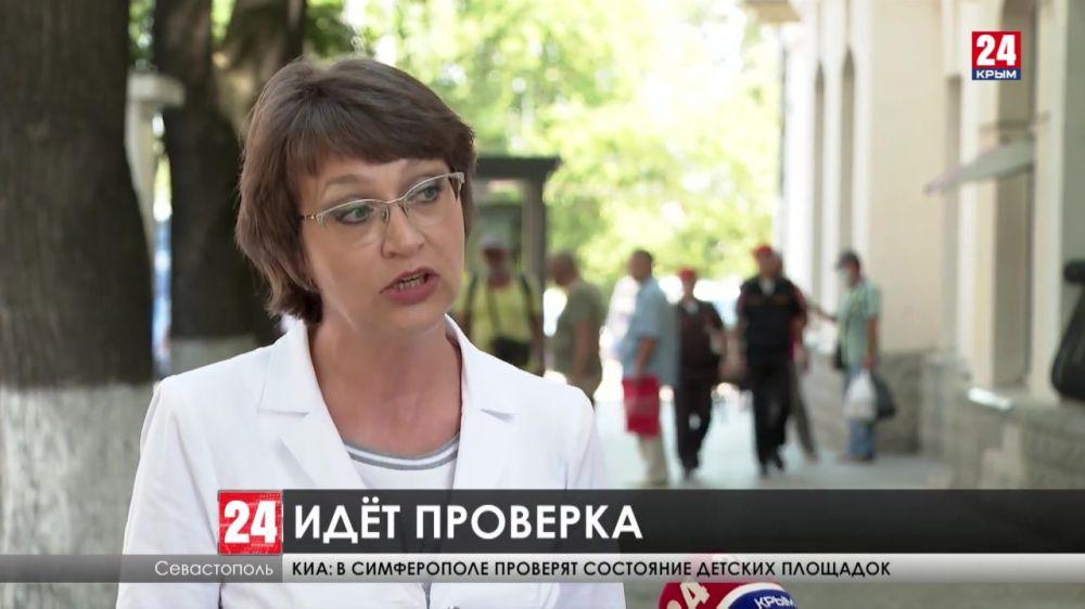 Следком России проверяет информацию о применении силы к ребёнку-инвалиду в Севастополе