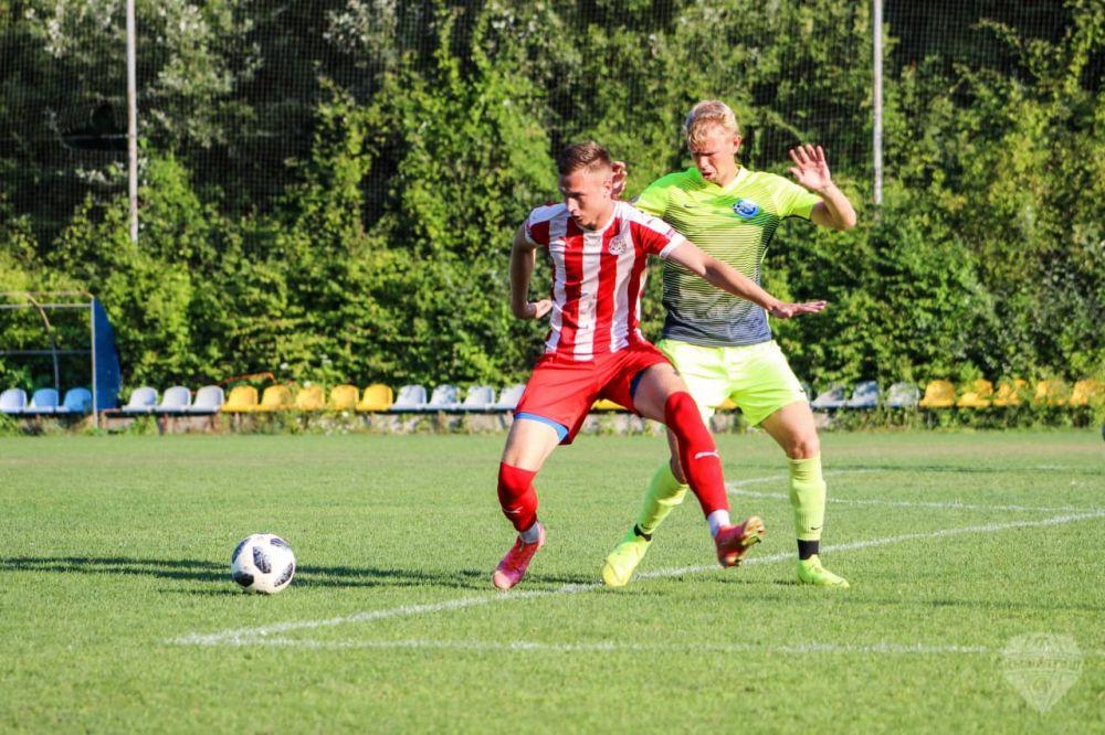 Крымские футболисты готовятся к сезону