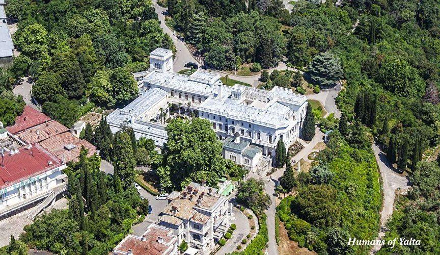 Ты просто космос, Крым: новый концерт в Ливадийском дворце