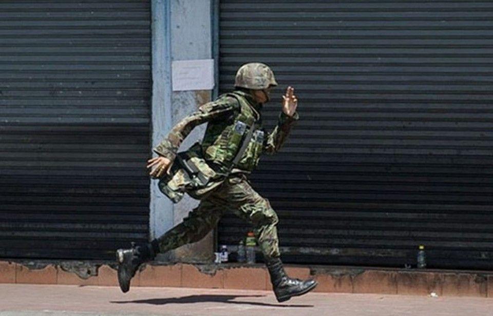 Сбежавший из Забайкалья военный решил сдаться в Крыму спустя полгода