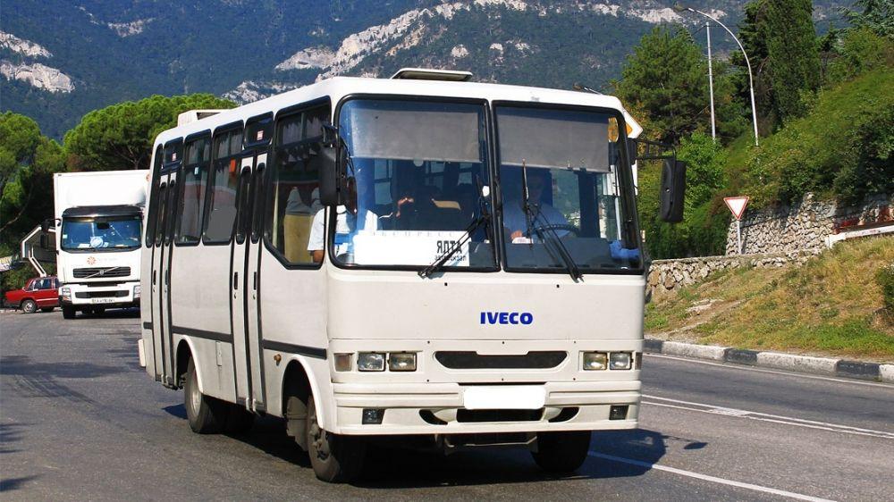 К концу недели по четырём маршрутам в Ялте начнут курсировать новые автобусы