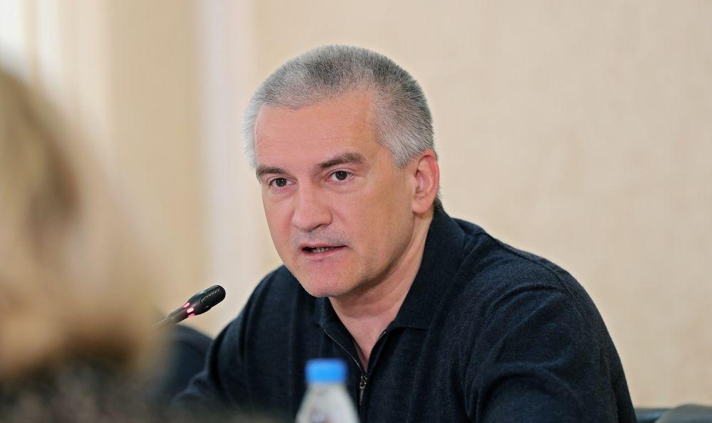 Аксёнов ответил на слова Зеленского об «украинском Крыме»