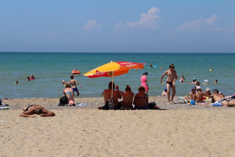 Погода в Крыму на 3 августа: жара до +34