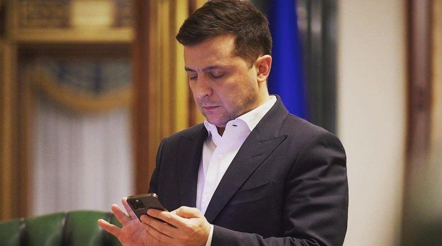 В Госдуме отреагировали на слова Зеленского о Крыме