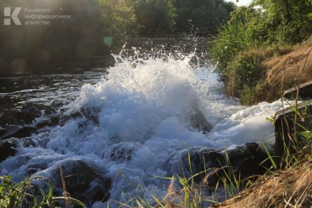 В водохранилищах Крыма накопили 132,4 млн кубометров воды